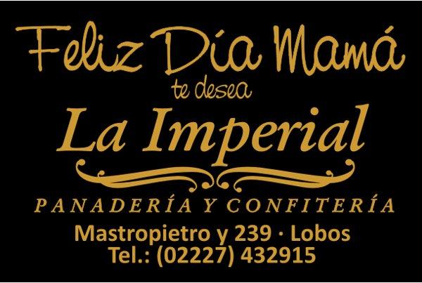 """Etiqueta """"La Imperial"""""""