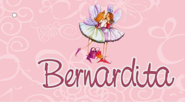 "Imán ""Bernardita"""