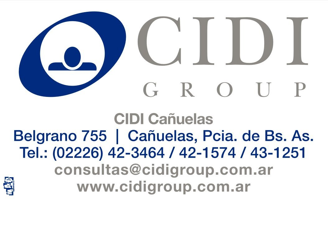 "Imán ""Cidi Group"""