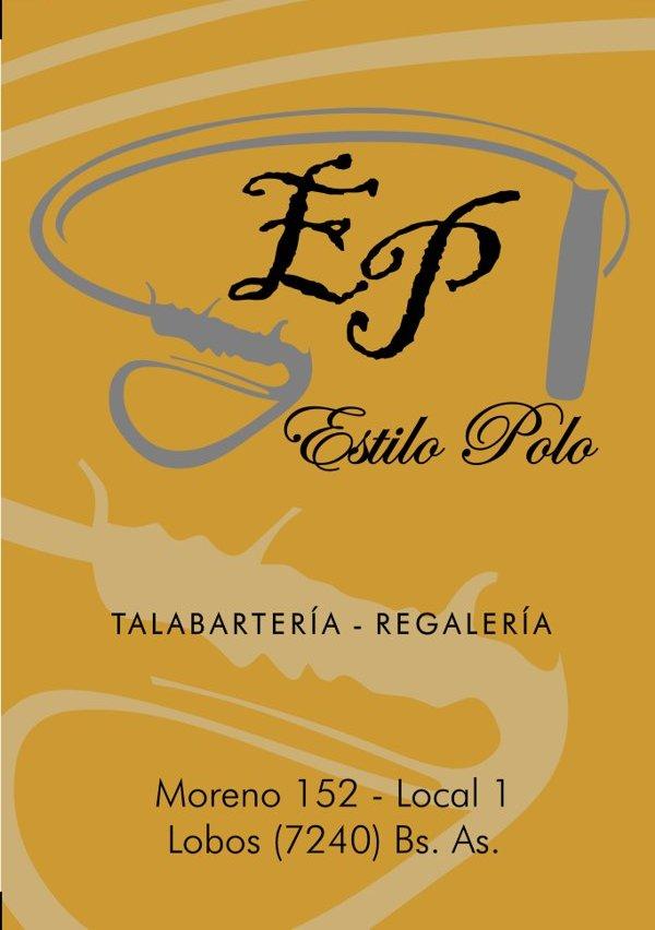 "Etiqueta ""Estilo Polo"""