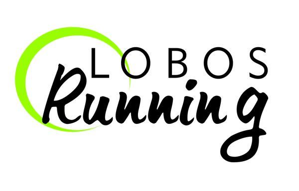"""Logos """"Lobos Running"""""""